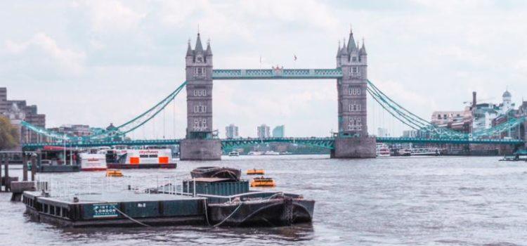 London – Von Glanz und Glamour keine Spur