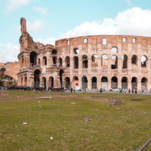 Kolosseum Rom Südseite