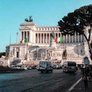 Viktor-Emanuel-Denkmal Rom