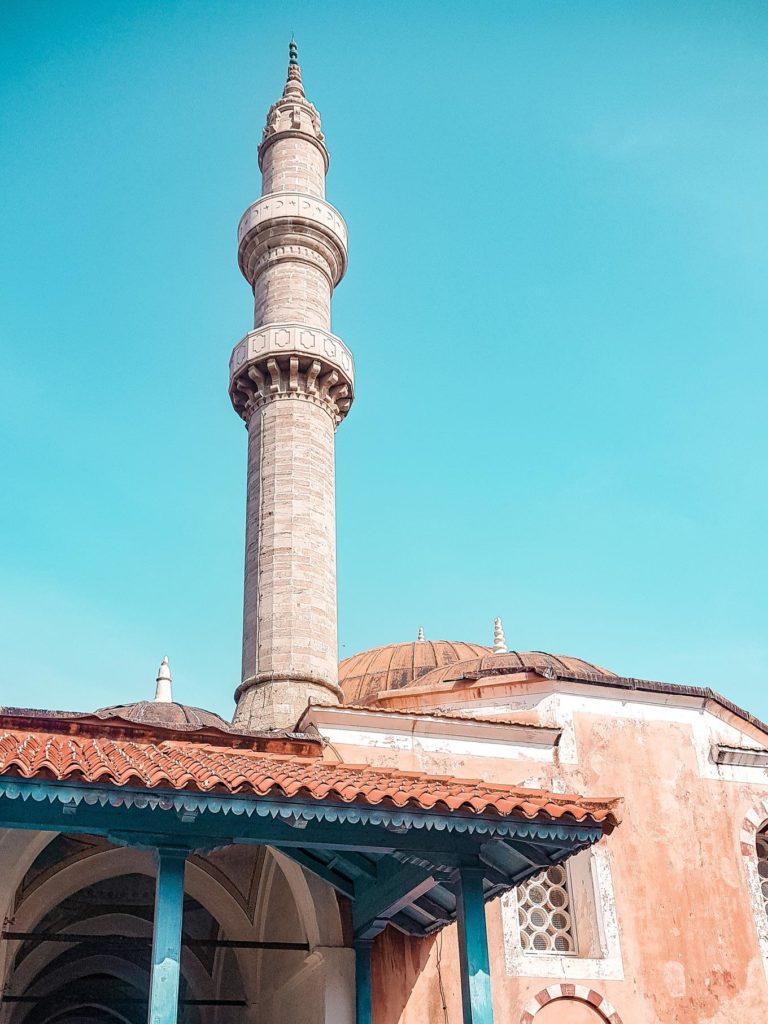 rhodos stadt moschee