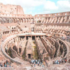 Kolosseum Rom Innen