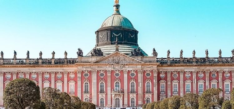 neues palais sanssouci