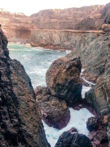 höhlen von ajuy fuerteventura