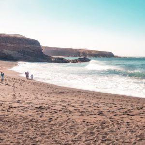 playa de los muertos ajuy fuerteventura