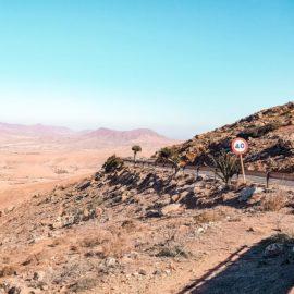 Fuerteventura | Natur und Baden an einem Tag