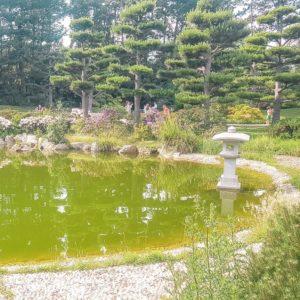 Düsseldorf Nordpark Japanischer Garten