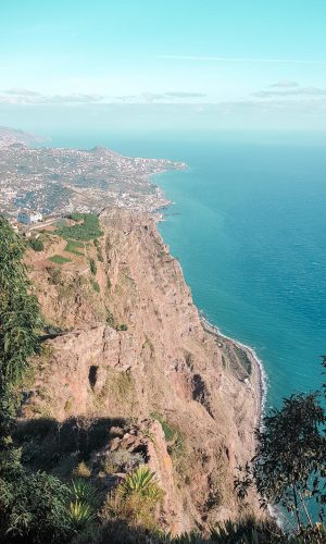 Madeira Cabo Girao Steilklippe